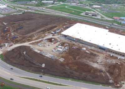 Menards Site Work