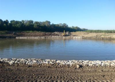 USACE Cora Island Chute Project