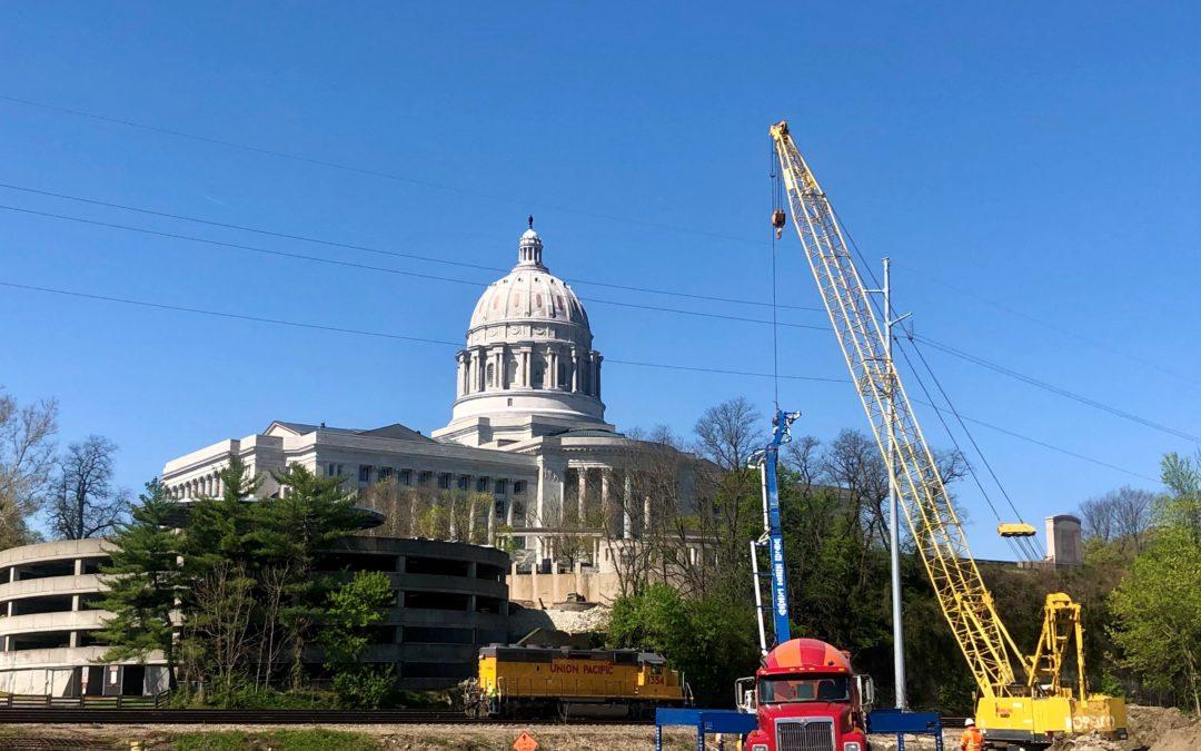 Bicentennial Bridge – Jefferson City, Missouri